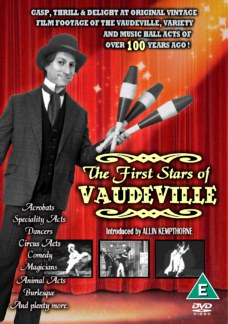 The First Stars of Vaudeville
